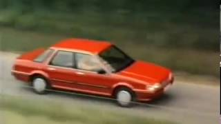 Austin Rover - Montego - Advert - Designed for Living, Perfect for Driving - 1984