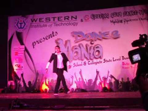 Dheem Ta Dare Dani (fusion Too Bad Michael Jackson) Dance Mania video