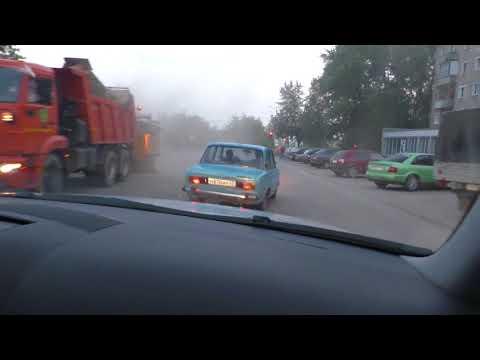 Погоня за подростками на «шестёркой», Воровского   Подгорянка Шихово