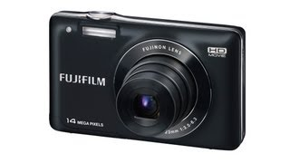 Fujifilm Finepix JX 520 Camera Unboxing