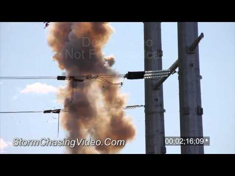 10/28/2011 Implosion Welding B-Roll Stock Footage