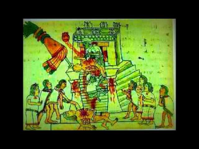 Los aztecas...su vida en resumen