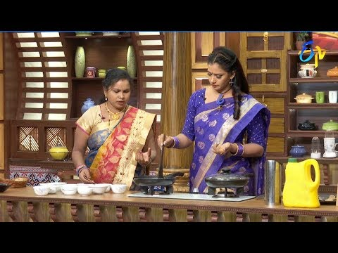 Telugu Ruchi | 26th September 2018 | Full Episode | ETV Telugu