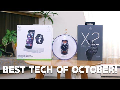 Best Tech Of October 2015!