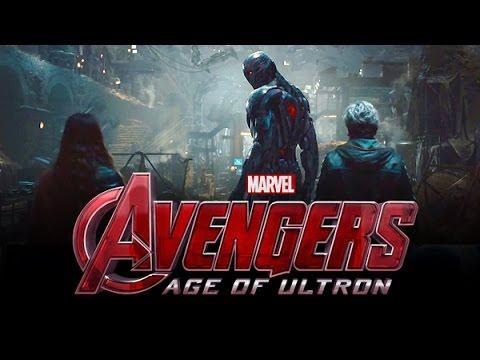 Avengers: Age of Ultron - Teaser Trailer Review