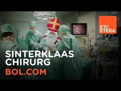 Sinterklaas Chirurg (Bol.com)