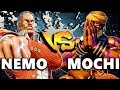 SFV - Nemo ( Urien ) Vs Arguably The Best Dhalsim In The World ( YHCMochi ) | First to 5 - SF5