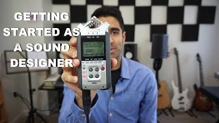 Video Game Sound Design Tutorial - How to Get Started in Sound Design