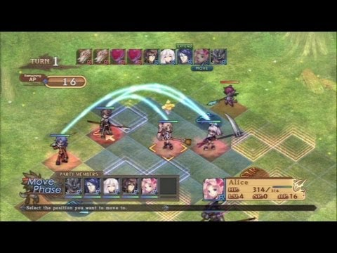 Xbox 360 Longplay [096] Record of Agarest War 1 (part 01 of 25)