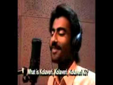 Kolaveri Bengali Version Big Screen Mobile video