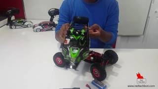Desert Eagle 3 RC Offroad Buggy (1/12 Scale) Review