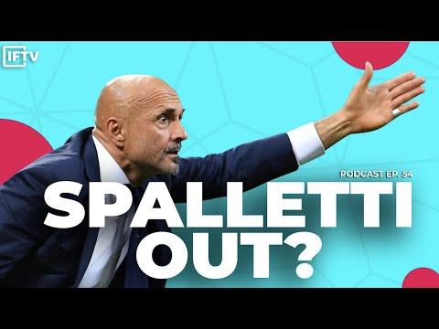 SHOULD INTER SACK SPALLETTI? Podcast 54