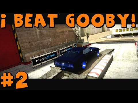 Tomcat and Gunner Play | Trackmania 2 Canyon | I Beat Gooby!