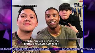 Download Lagu Wawancara Chadwick Boman Dengan Chandraliow Gratis STAFABAND