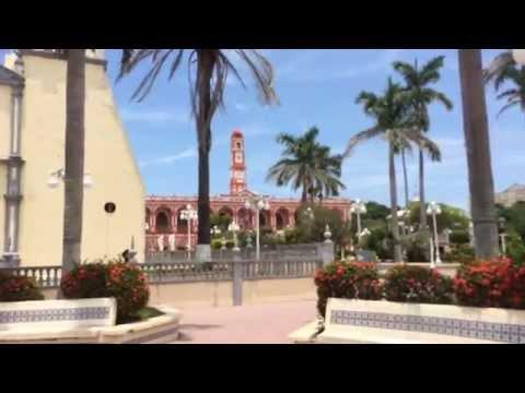 Alvarado Plaza Veracruz Mexico