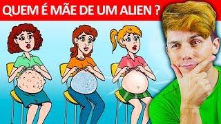 12 CHARADAS QUE SÓ CRIANÇAS CONSEGUEM RESOLVER ☆ ADULTOS FALHAM ☆