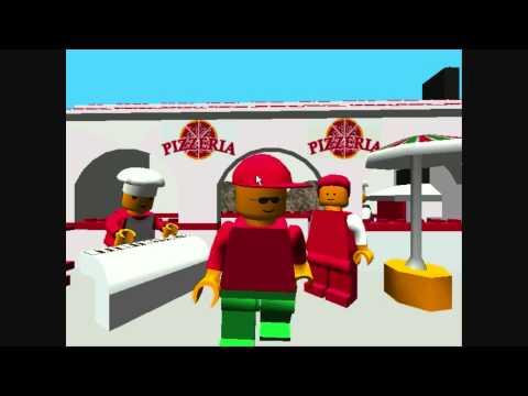 Lego Island Recording Test