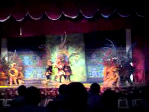 danza de guerreros: ballet folklorico in xochitl in cuicatl del mov. antorchista Music Videos