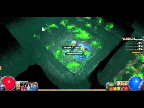 Path of Exile Hard Nerd Cafe Pt 23