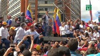 Khủng hoảng chính trị leo thang tại Venezuela | VTC14