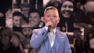 Pietje Thomassen ontroert met het nummer 'Mama' - HOLLAND'S GOT TALENT