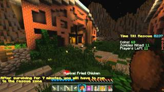 ♠ Minecraft: The Blocking Dead - Hypixel.net (Server Mini-Game) ♠
