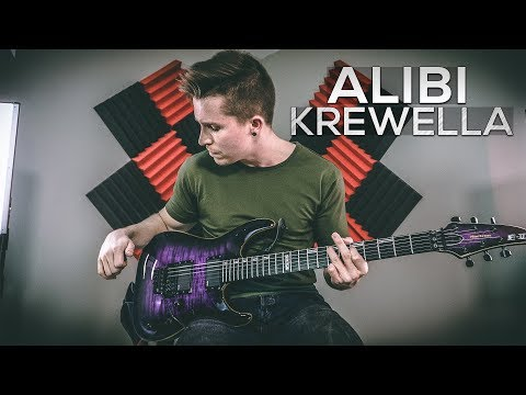 Alibi - Krewella - Cole Rolland (Guitar Cover)