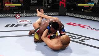 EA SPORTS™ UFC® 3 terozaaa card