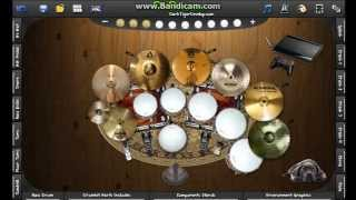Cinta Ini Membunuhku - D`Masiv  TIMFAB Virtual Drum Cover