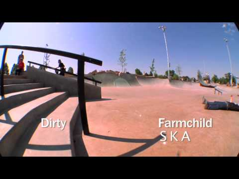 Hometown Skateboarding: Arvada Spot Check