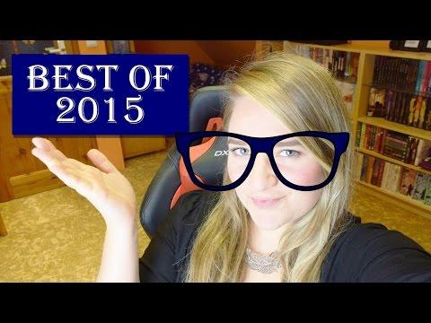 2015 | Die BESTEN Bücher - Top 10 | Erlebnisse & mehr | MsBuchnerd