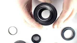 How to clean up TAIR-11a lens