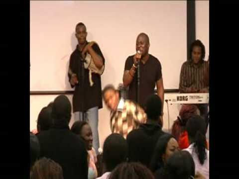 Gospel Concert (Joshua Tosh&The PUSH Crew)