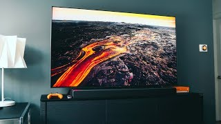2019 4K TV SETUP Goals - Samsung 4K QLED TV and Sound Bar Combo