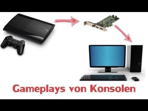 Wie Gameplays / Lets Plays von Konsolen aufnehmen? (PS3. PS4. XBOX360. XBOX One. Smartphone)