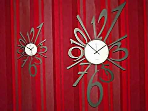 Relojes de decoracion relojes de pared con dise os for Disenos para paredes