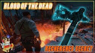 SECRET BLOOD OF THE DEAD - REDEMPTEUR DE L'ENFER [FR] - ZOMBIES !!  ║#BO4 #TNoZ║
