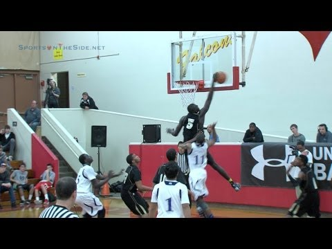 Cheikh N'diaye '13, Army/Navy Senior, 2012 Under Armour Holiday Classic