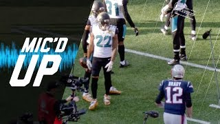"Mic'd Up Jaguars vs. Patriots ""It's On Today!"" (AFC Champ) 