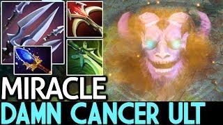 Miracle- [Riki] Damn! Cancer ULT 33 Kills Pub Game 7.15 Dota 2