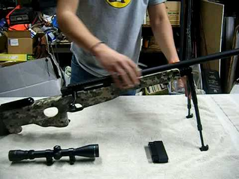 Shadow Ops L96 Sniper Rifle Review