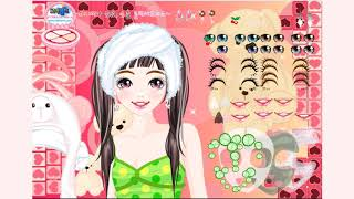 How to play Makeover game | Free online games | MantiGames.com