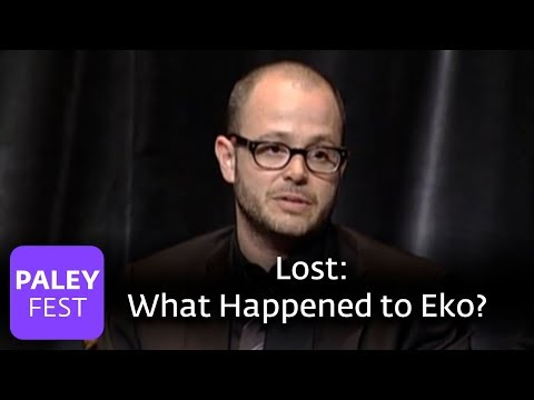 Lost - What Happened to Mr. Eko (Paley Center Interview)