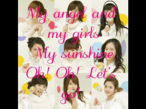Girls Generation - Gee w/ English & Korean lyrics. 3:24. English and Korean