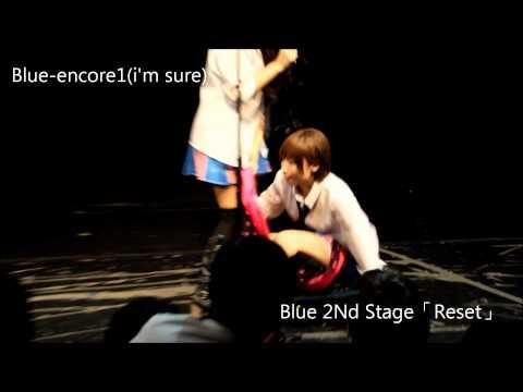 Blue encore1(i'm sure)-Blue 2Nd Stage「Reset」