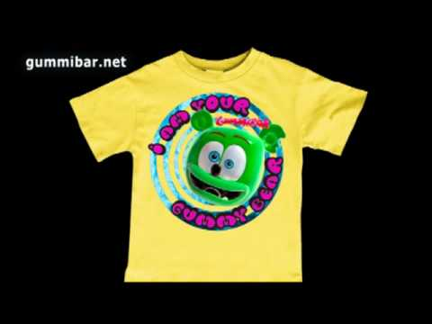 Gummibär T-Shirts Are Now Available! Gummy Bear Song