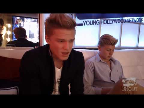 CODY SIMPSON Tells Fan Stories
