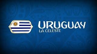 URUGUAY Wallchart – 2018 FIFA World Cup Russia™