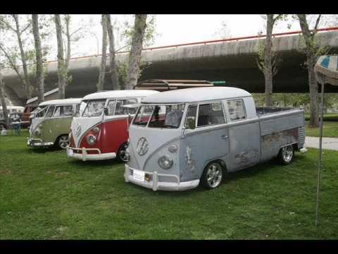 vw bus pick-up - YouTube