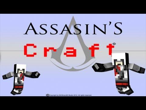 Filmik na 2000 widzów: Assasin's Craft (Minecraft Animacje) by MrHitmen90